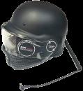 GPR 디지털 헬멧Rifle전용 – 카키