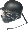 GPR 디지털 헬멧Rifle전용 – 블랙
