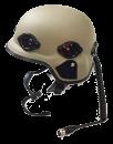 GPR 디지털 헬멧카키
